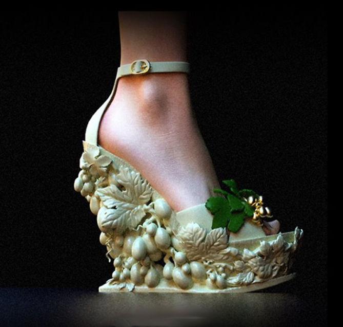 Работа Кристины Франческини. 3D принтер