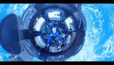 планета Земля видео из космоса